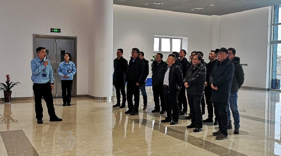 Haisum Organizes Construction Technical Experts to Visit and Investigate Highly Smart Factory in Nanchang